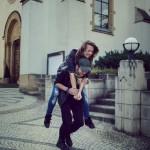 photo de couple au luxembourg