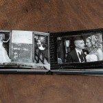 les mini-livres proposés par le photographe