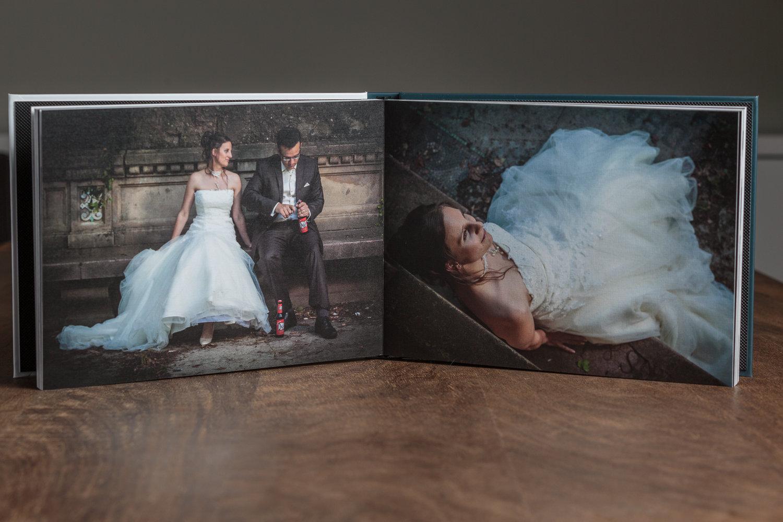 Le livre de mariage original pr sentation et options for Le livre de mariage