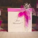 la boite à cadeau des mariés