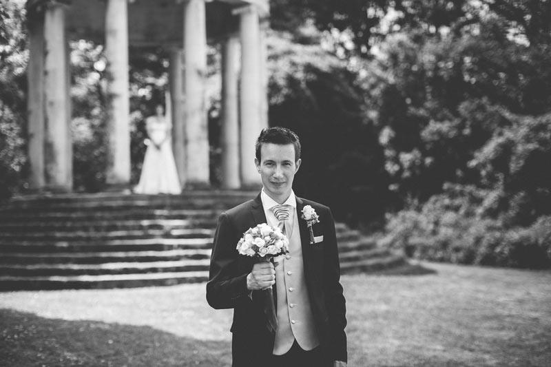le photographe organise la rencontre des mariés a esch-sur-alzette