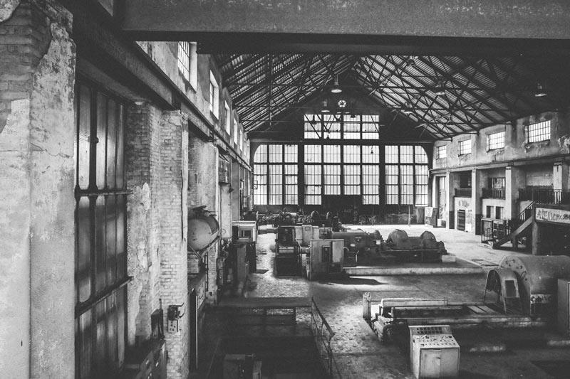 L'intérieur de la salle de controle de l'usine mariage en lorraine