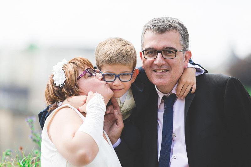 portrait de famille au luxembourg