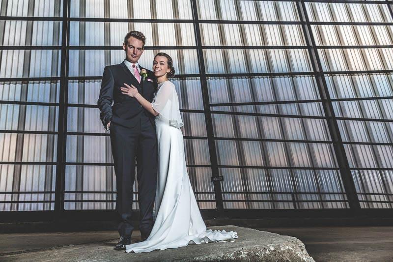 magnifique photo de mariage au luxembourg