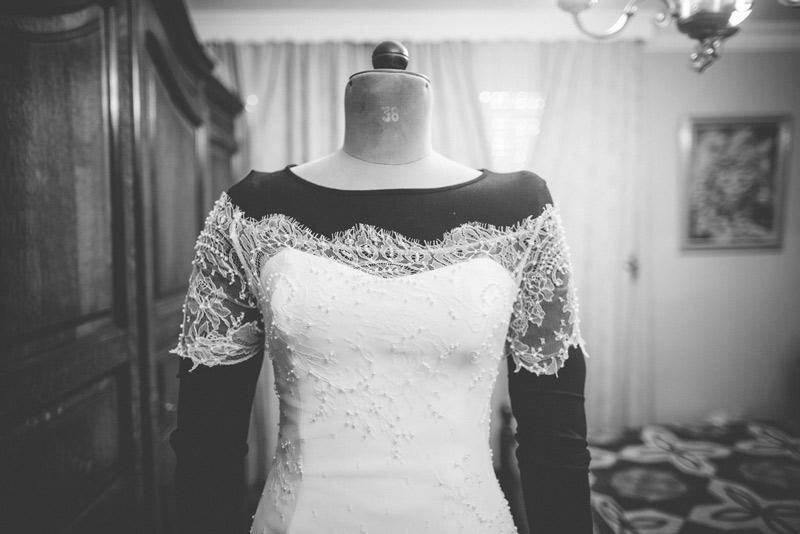 préparatifs du mariage