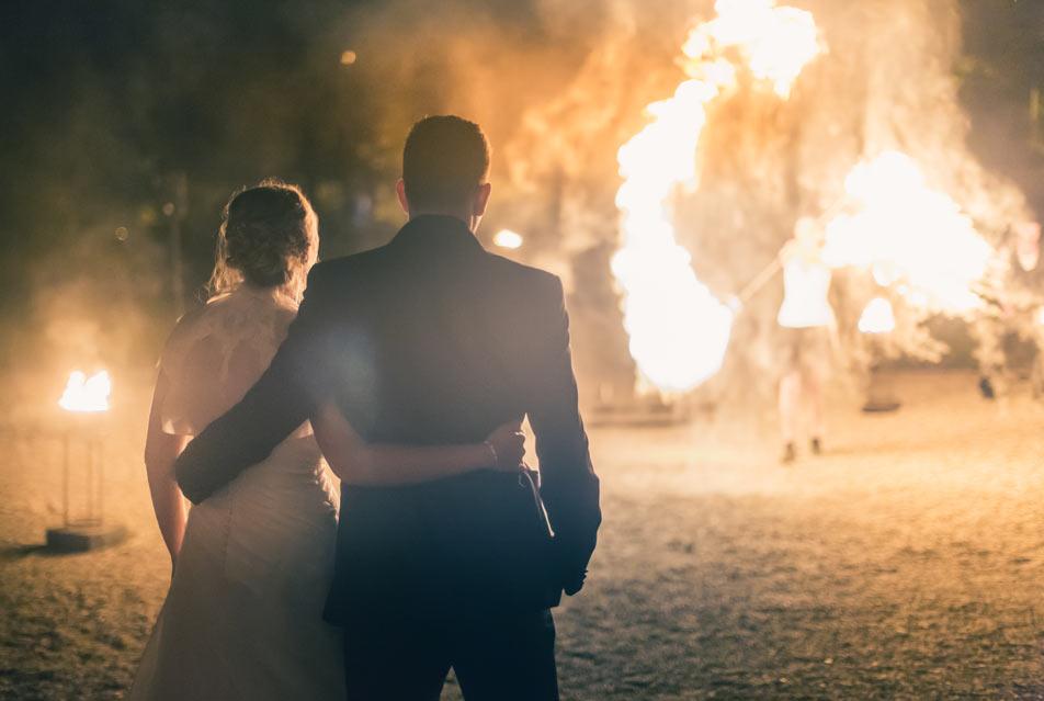 magnifique photo de mariage au château des sept fontaines
