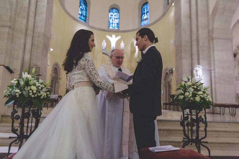 célébration du mariage
