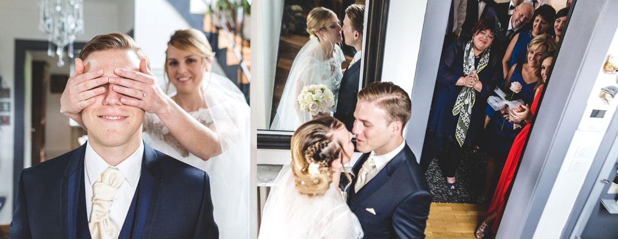 une histoire de mariés