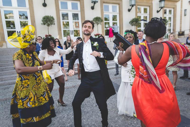 danse au rythmes d'afrique