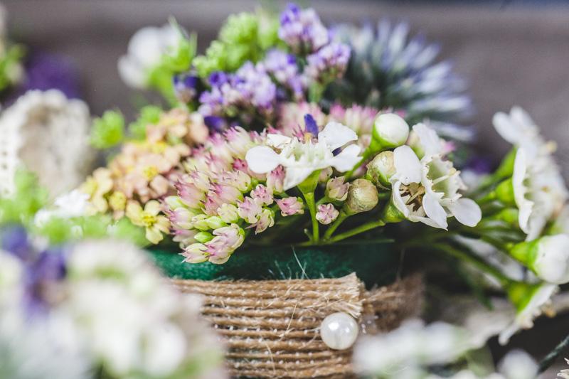 bouquet de fleur décoratif réalisé par thepartyville