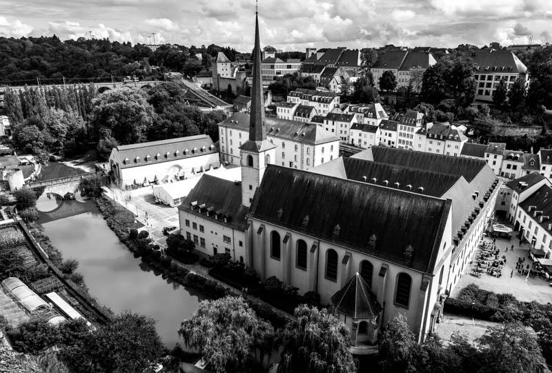 19 saint jean du grund au luxembourg