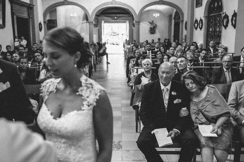 31 séquence émotion pour les parents de la mariée