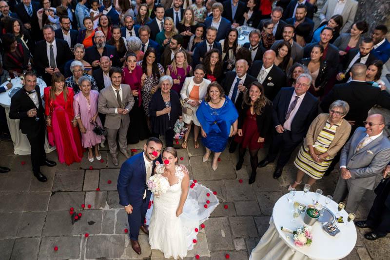 45 moment drole pour les mariés