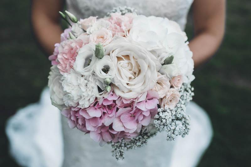 50 le bouquet de la mariée