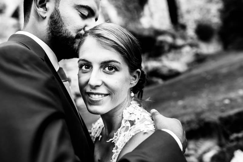 53 beau sourire de la mariée