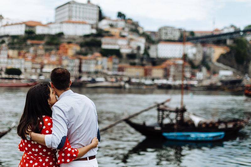 in love in Porto