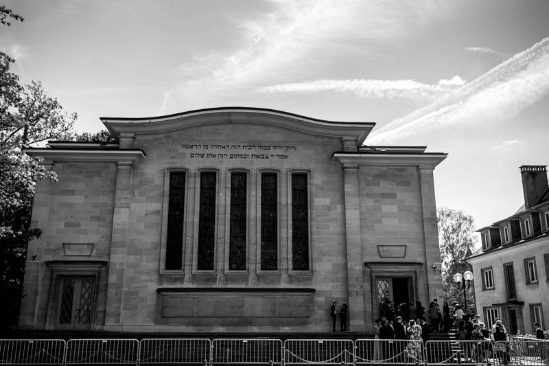 la synagogue de luxembourg