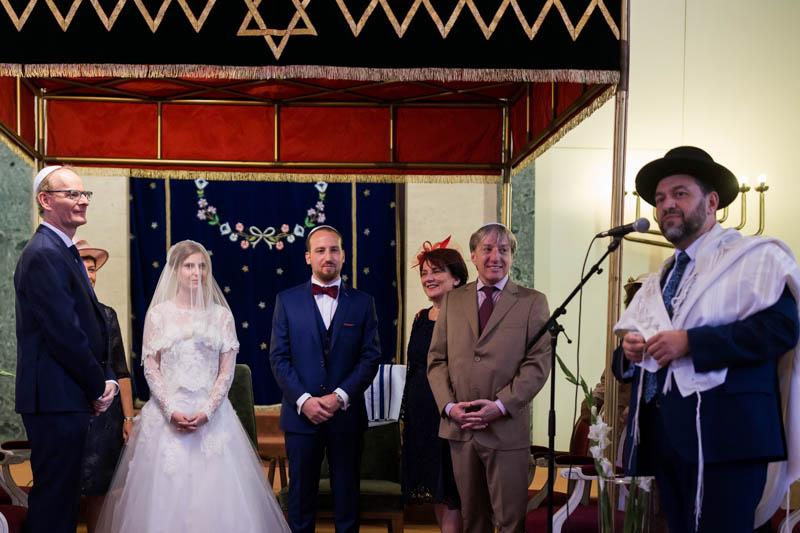 discours du rabin