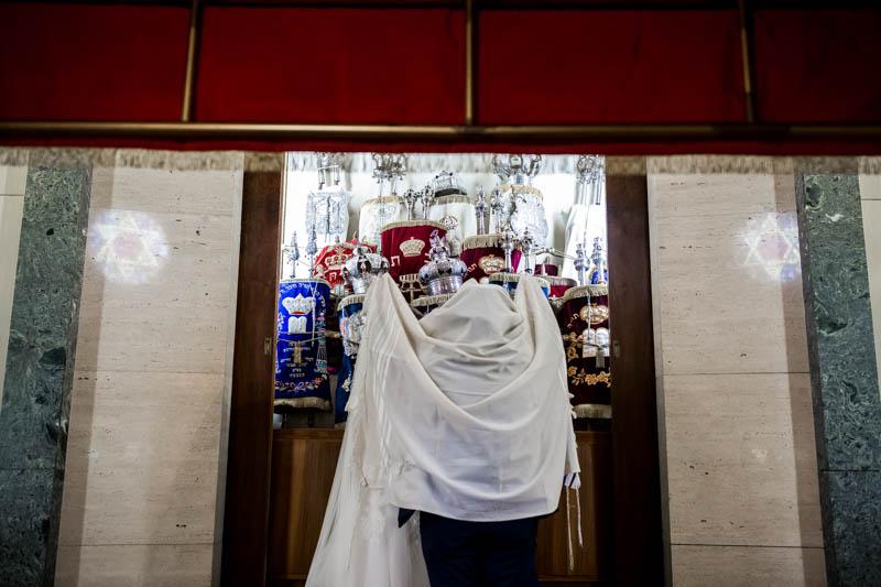 tradition juive lors d'un mariage au luxembourg