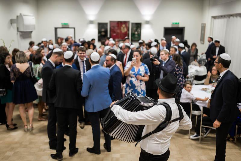 musique judaique a l'accordéon