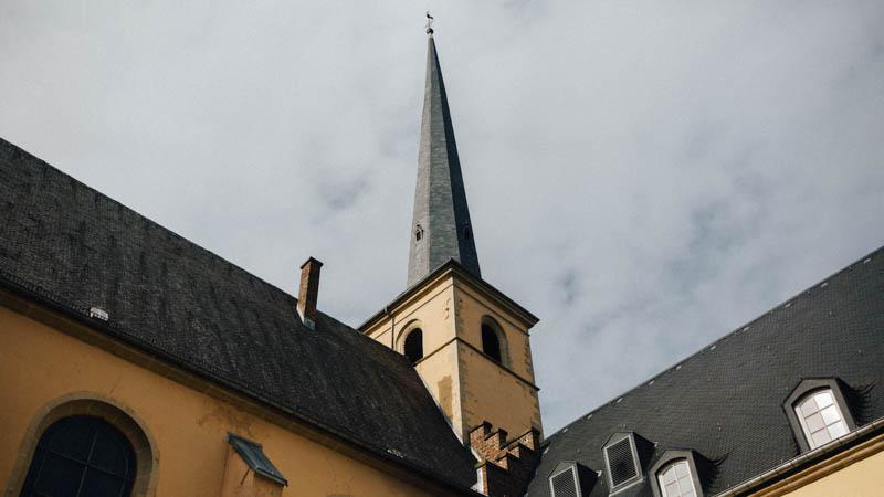 l'abbaye de neumunster
