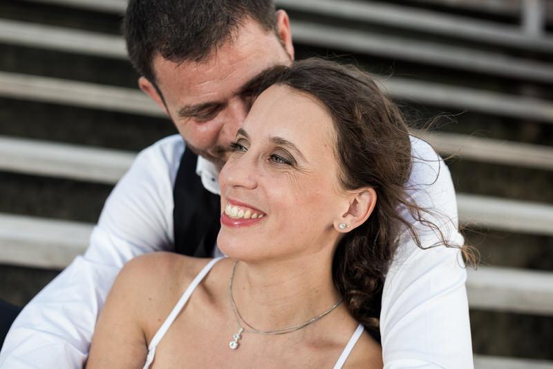 séance photo mariés en guadeloupe