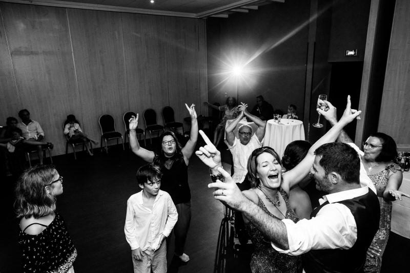 soirée de mariage en guadeloupe