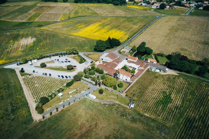 Domaine Coeur de Loire near Nantes