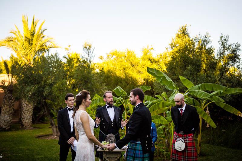 40 cérémonie symbolique de mariage à marrakech