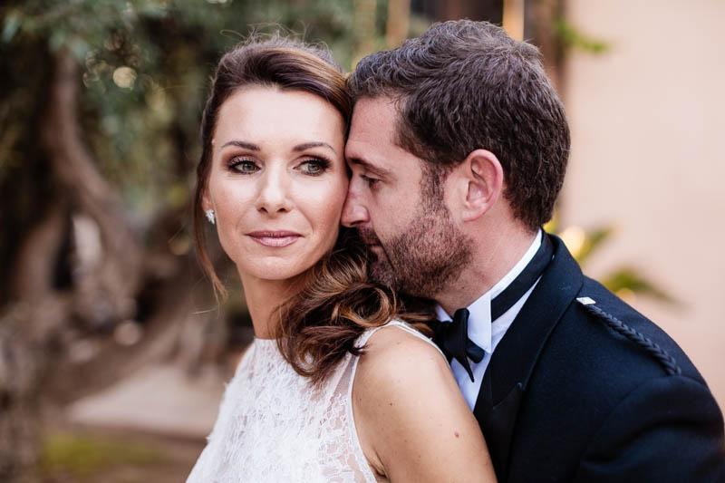 55 portrait des mariés à marrakech