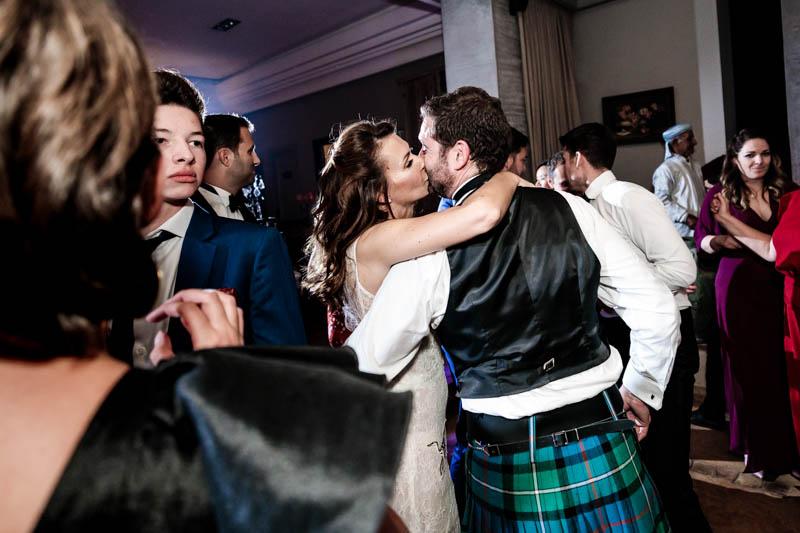71 les mariés font leur première danse