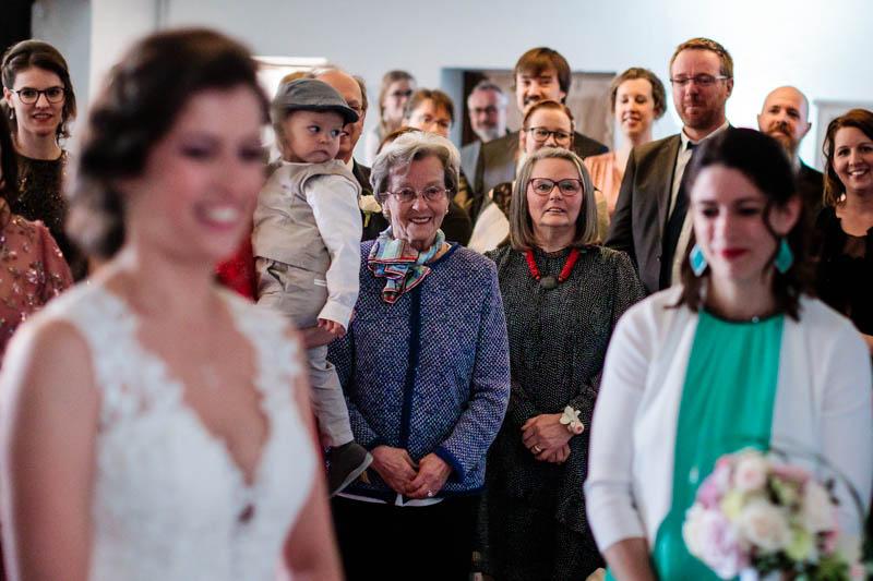 cérémonie de mariage laique au Greiwels Haff de Bertrange