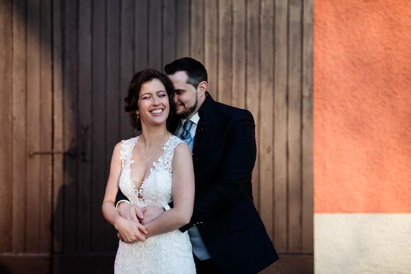 les mariés au Greiwels Haff de Bertrange