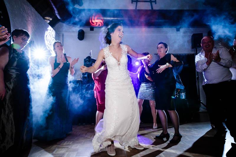 soirée dansante au Greiwels Haff de Bertrange