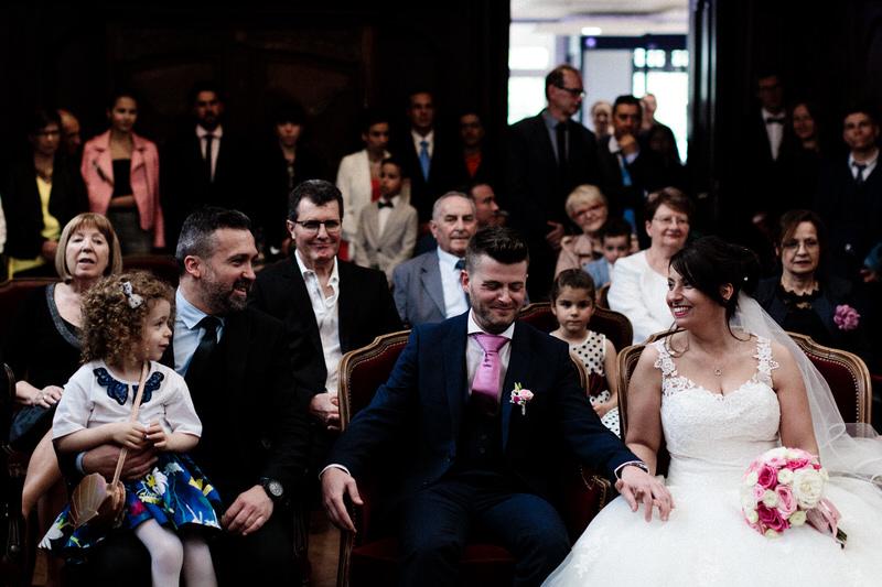 cérémonie de mariage civile à la mairie de thionville